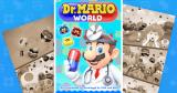 【ゲームレビュー】「ドクターマリオワールド」爽快感より脳トレ重視のパズルゲーム