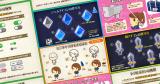 ゲームUI素材(ジェム/剣アイコン・トグルボタン・ミニキャラ)の作り方まとめ