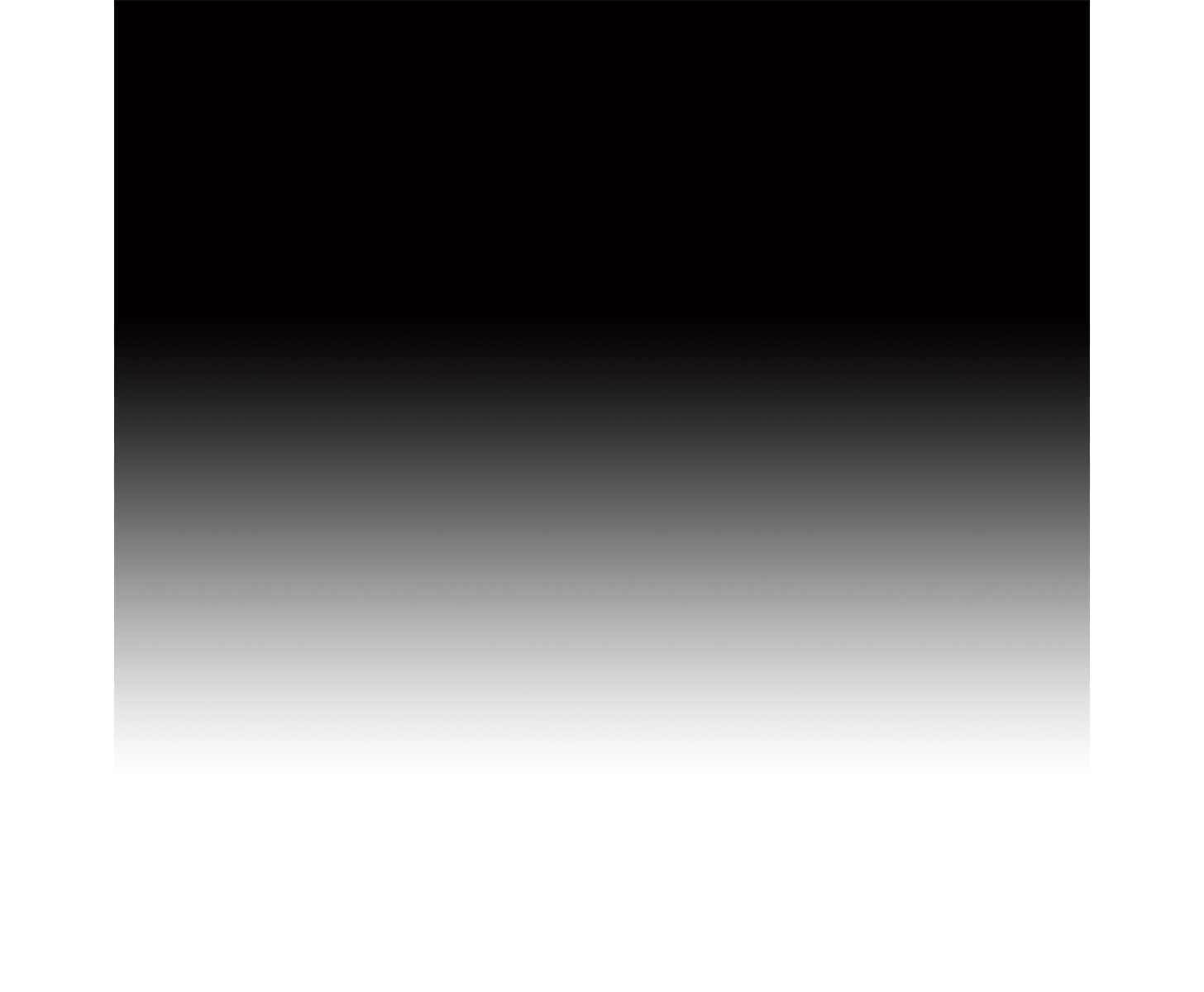 黒(透明度100%:位置80%)→黒(透明度0%:位置30%)のグラデーション設定